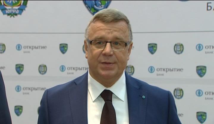 «Югра» проиграла 2-ой матч наМемориале Блинова, уступив «Барысу»