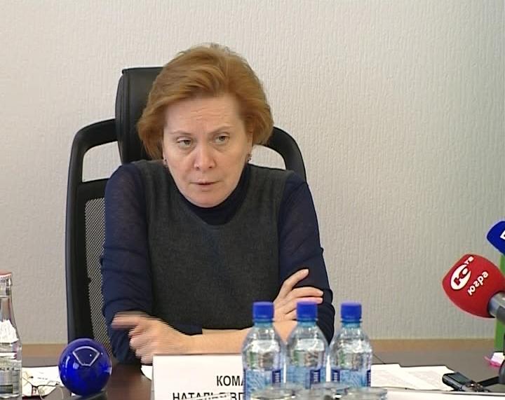"""Наталья Комарова, губернатор Югры:  """"Развитие придорожного сервиса - один из важнейших факторов формирования в..."""