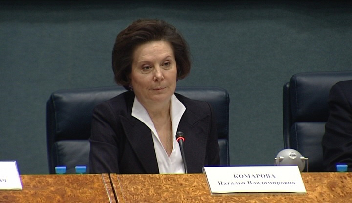 Наталья Комарова распределила грант в400 миллионов между районами Югры