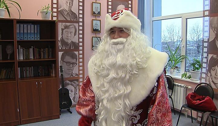 Отмечаем день рождения Деда Мороза