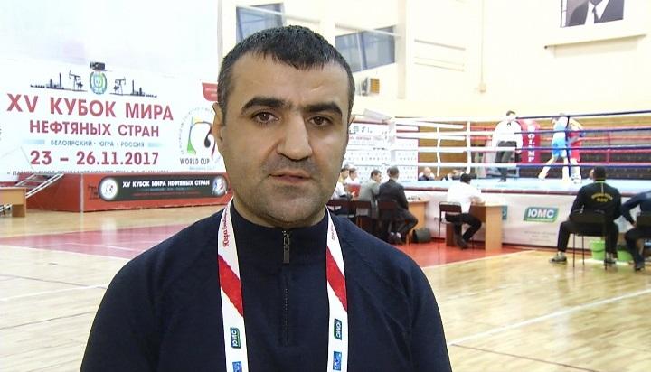 Узбекские боксеры выиграли 4 медали Кубка мира среди нефтяных стран